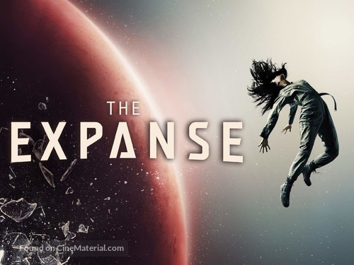 """""""The Expanse"""" - Video on demand movie cover"""
