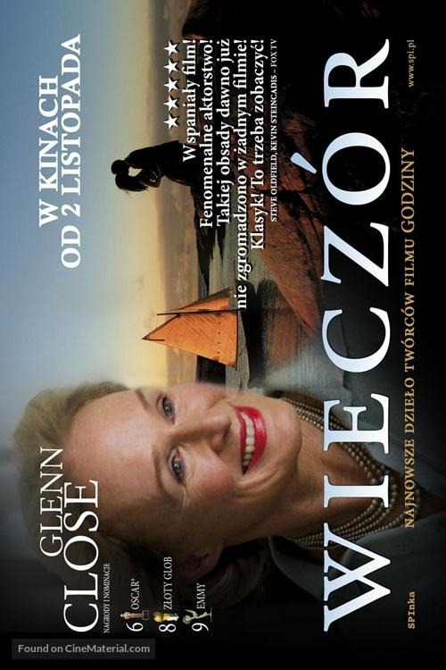 Evening - Polish poster