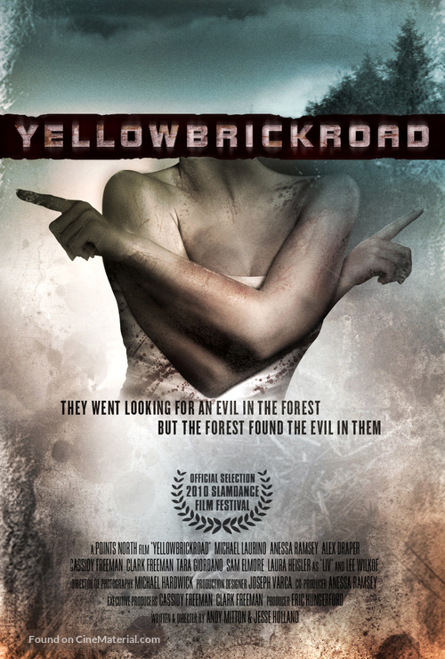 YellowBrickRoad - British Movie Poster