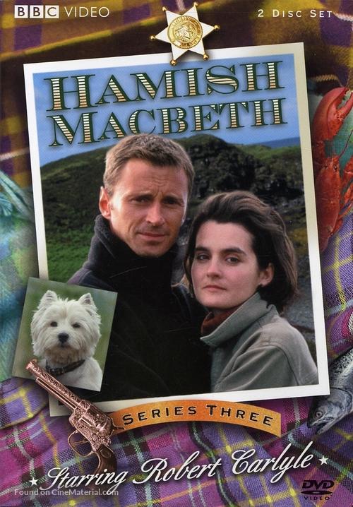 """Hamish Macbeth"" - British DVD movie cover"