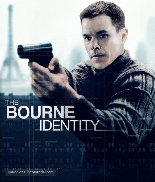 The Bourne Identity 2002 Movie Cover