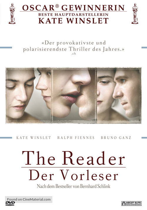 The Reader - Swiss Movie Cover