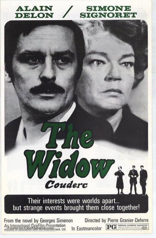 Veuve Couderc, La - Movie Poster