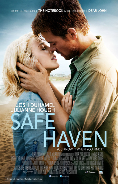 Safe Haven - Indian Movie Poster