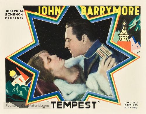 Tempest - Movie Poster