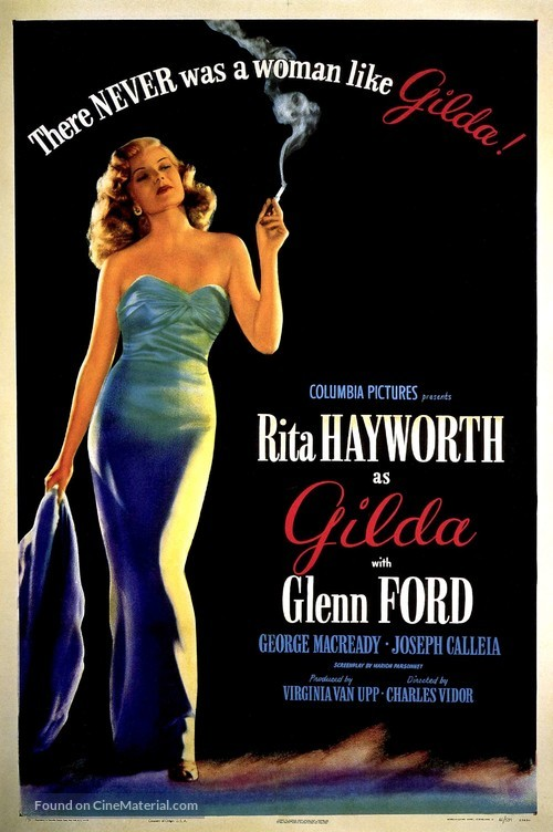 Gilda - Movie Poster