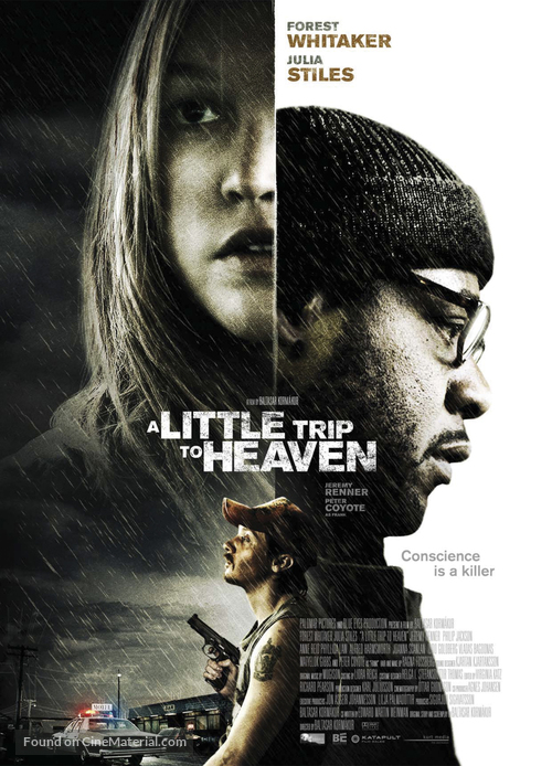 A Little Trip to Heaven - Movie Poster