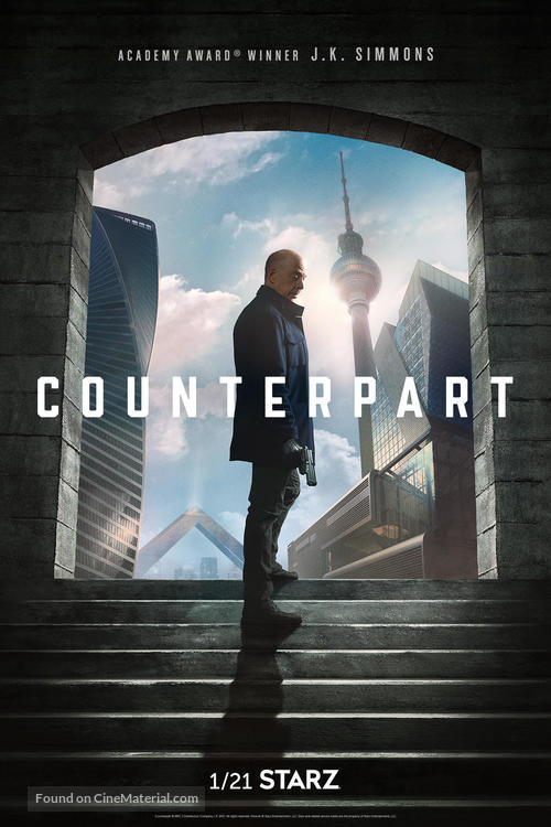 """""""Counterpart"""" - Movie Poster"""