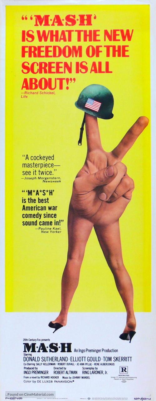 MASH - Movie Poster