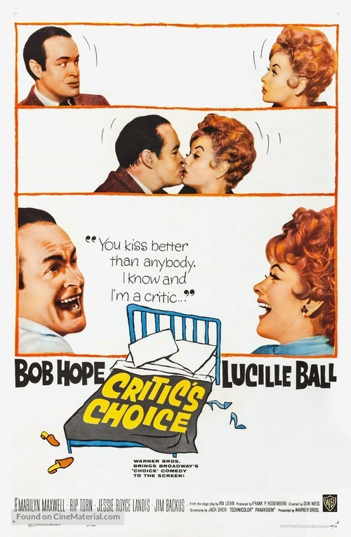 Critic's Choice - Movie Poster