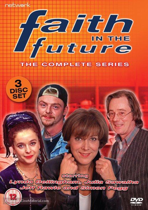"""Faith in the Future"" - British DVD movie cover"