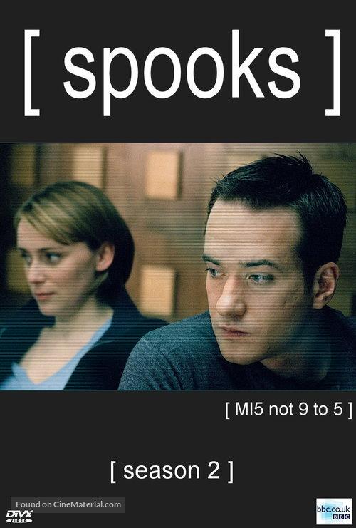 """Spooks"" - Movie Poster"