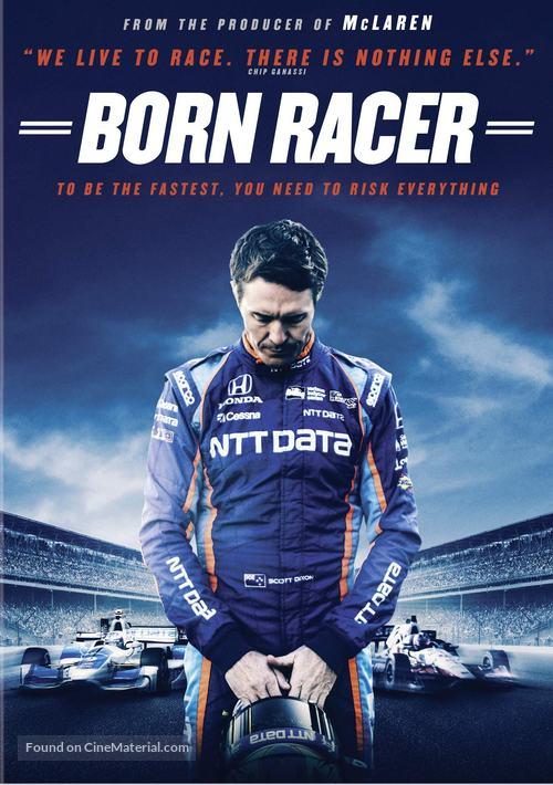 Born Racer - DVD movie cover