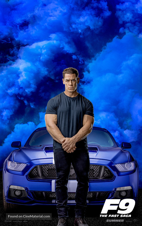 Fast & Furious 9 - Movie Poster