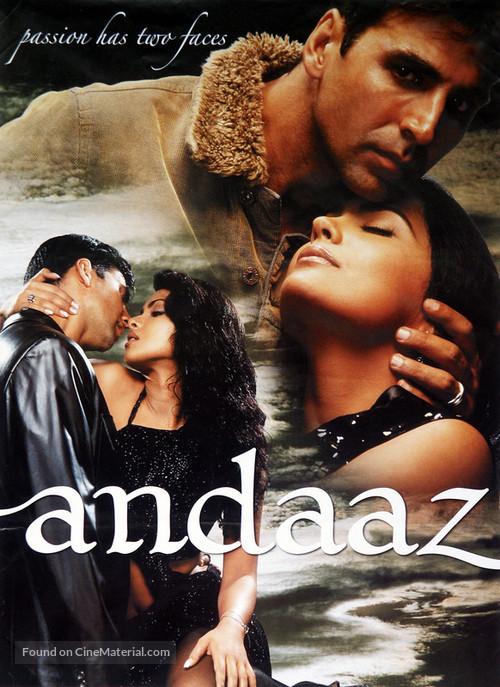 Andaaz - poster
