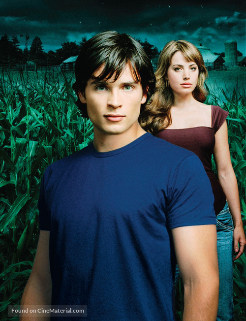 """Smallville"" - Key art"