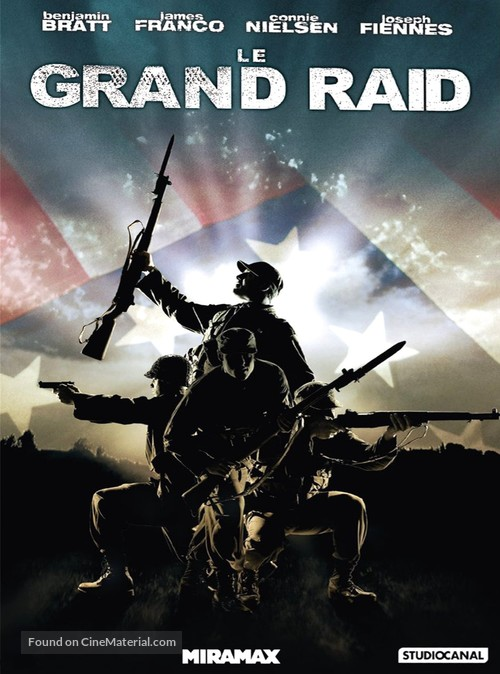 The Great Raid - French DVD movie cover