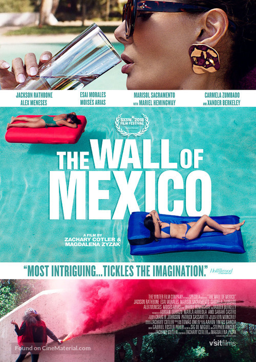 The Wall of Mexico - Movie Poster