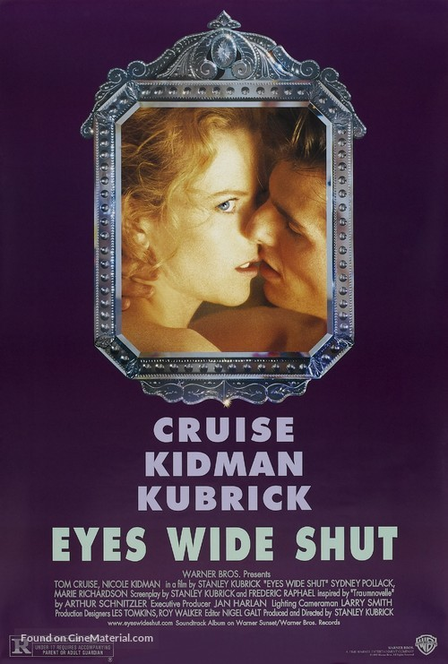 Eyes Wide Shut - Movie Poster