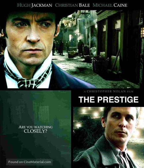 The Prestige - poster