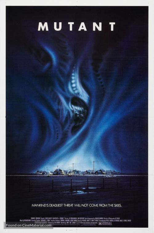 Night Shadows - Movie Poster