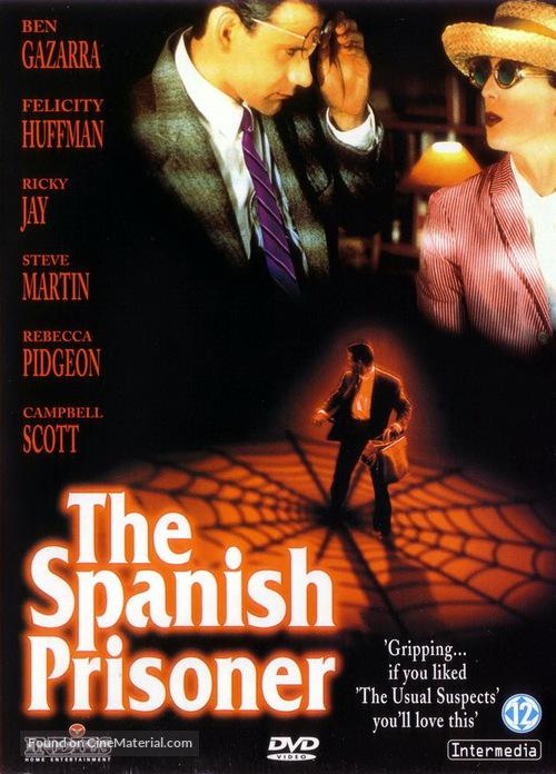 Avis aux éclaireurs des salles obscures. - Page 17 The-spanish-prisoner-dutch-dvd-cover