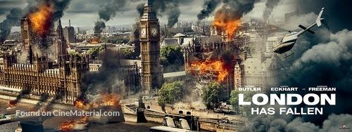 London Has Fallen - Movie Poster