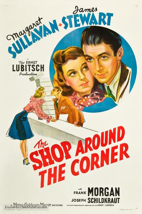 The Shop Around the Corner - Movie Poster