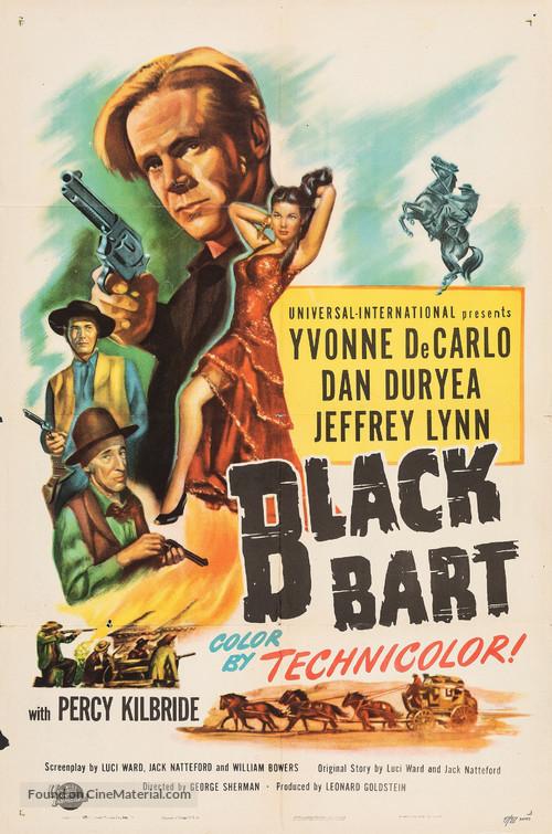 Black Bart - Movie Poster
