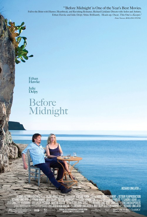 Before Midnight - Movie Poster