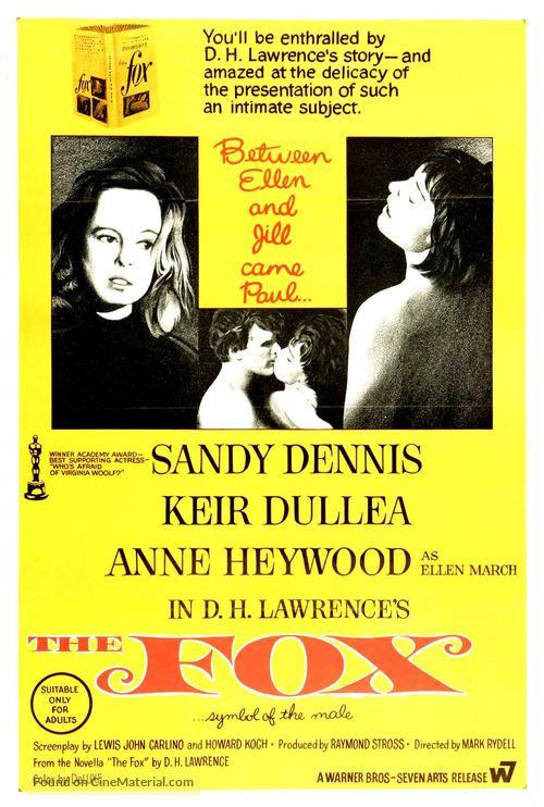 The Fox - Australian Movie Poster
