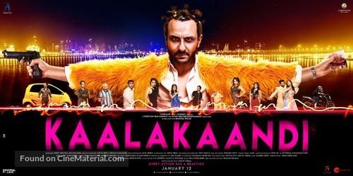 Kaalakaandi - Indian Movie Poster