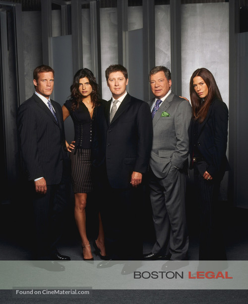 """Boston Legal"" - Movie Poster"