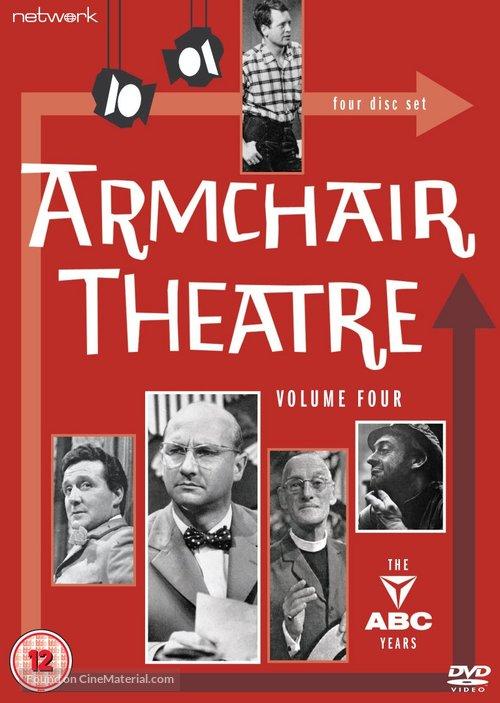 """Armchair Theatre"" - British DVD movie cover"