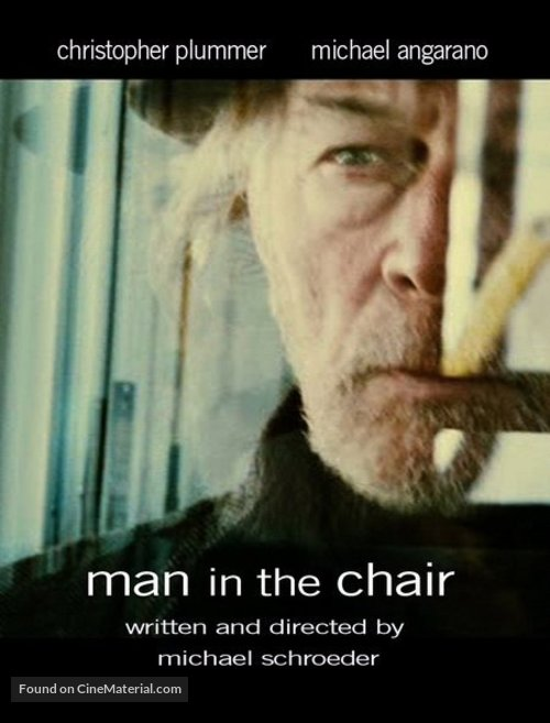 Man in the Chair - Movie Poster