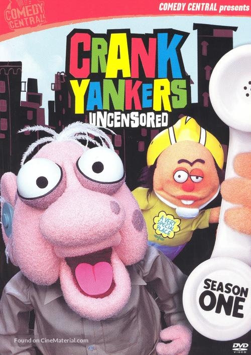 """""""Crank Yankers"""" - DVD movie cover"""