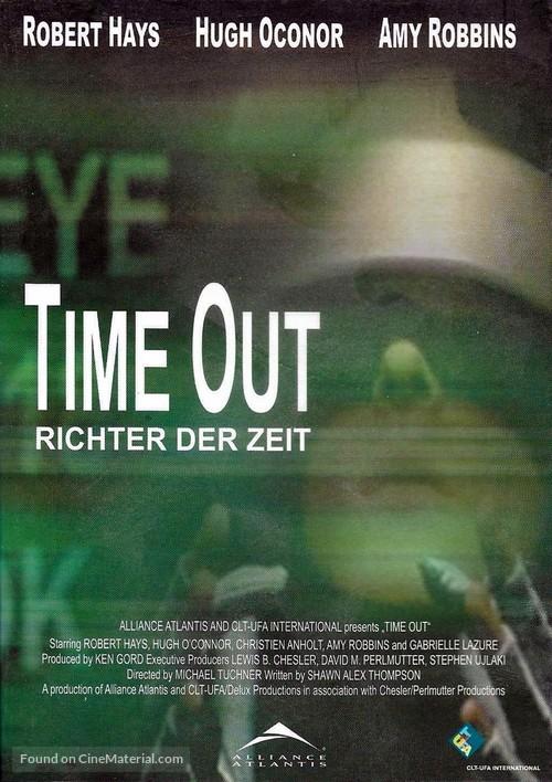 Nightworld: 30 Years to Life - German DVD movie cover
