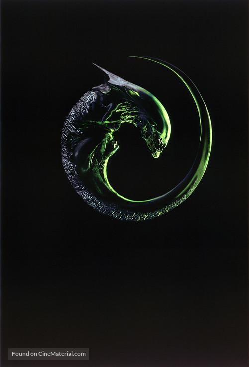 Alien 3 - Key art