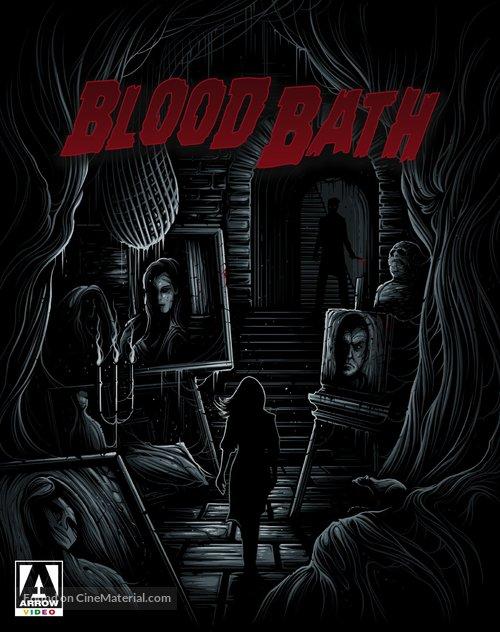 Blood Bath - Blu-Ray movie cover