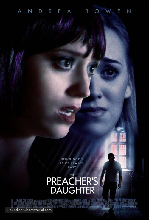 The Preacher's Daughter - Movie Poster