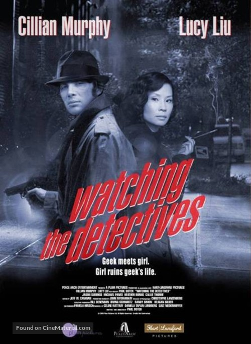 Watching the Detectives - poster