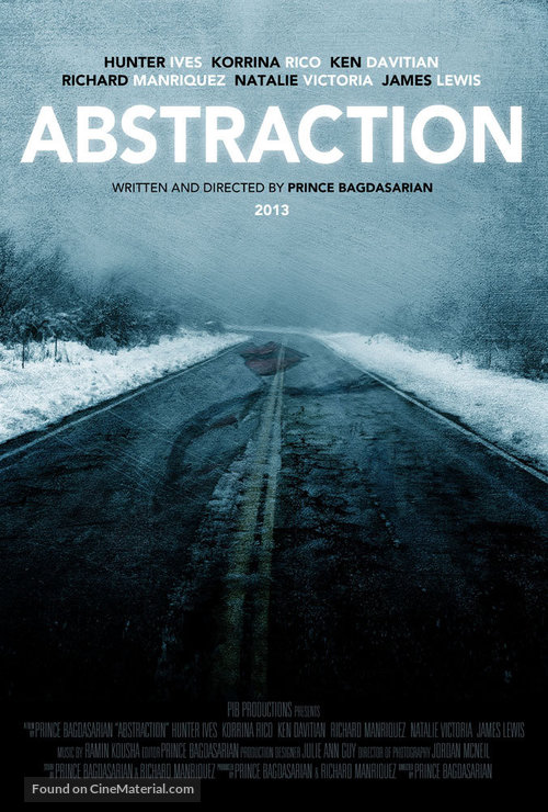 Abstraction - Movie Poster