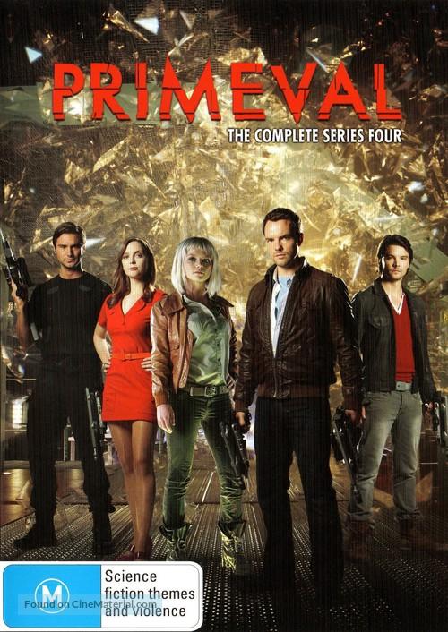 """""""Primeval"""" - Australian DVD movie cover"""