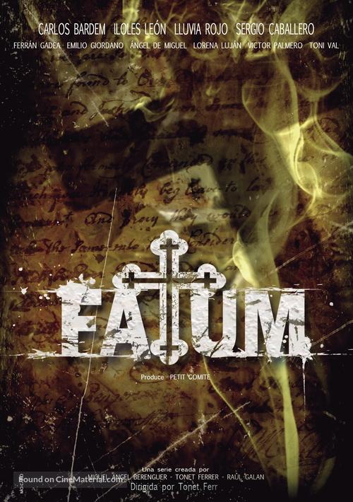 Fatum - Spanish Movie Poster