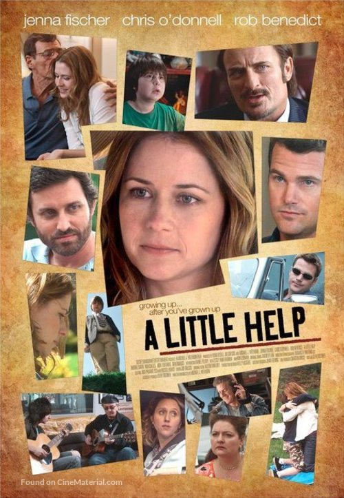 A Little Help - Movie Poster
