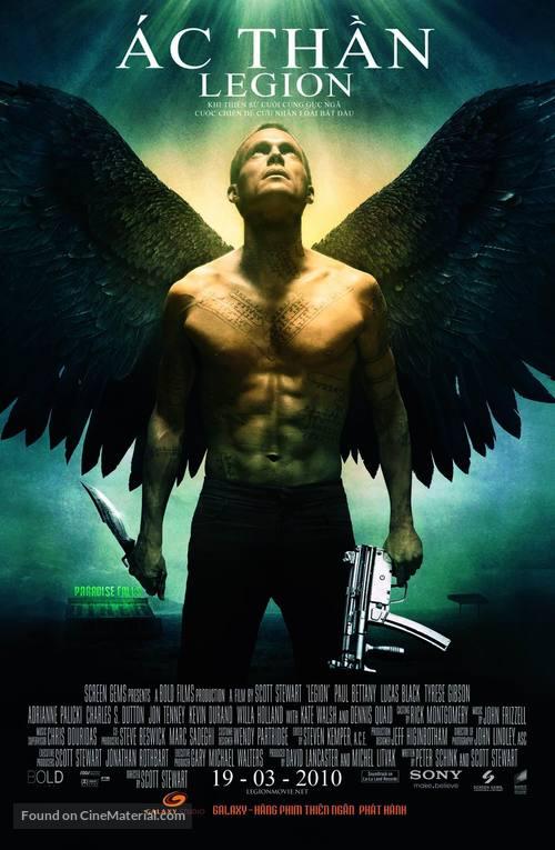 Legion - Vietnamese Movie Poster