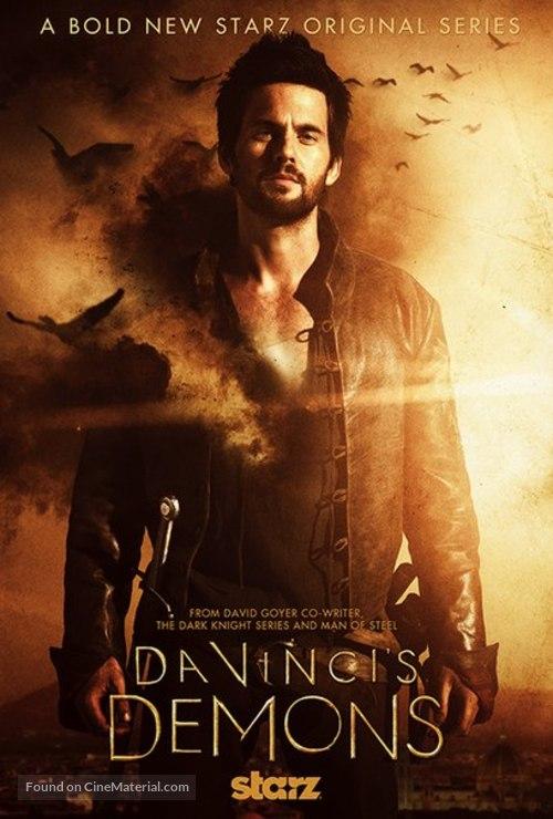 """Da Vinci's Demons"" - Movie Poster"