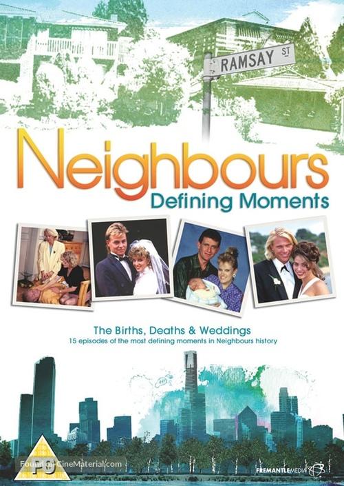 """Neighbours"" - British DVD movie cover"
