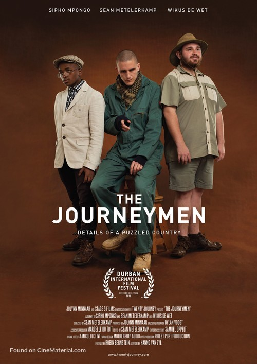 The Journeymen - South African Movie Poster