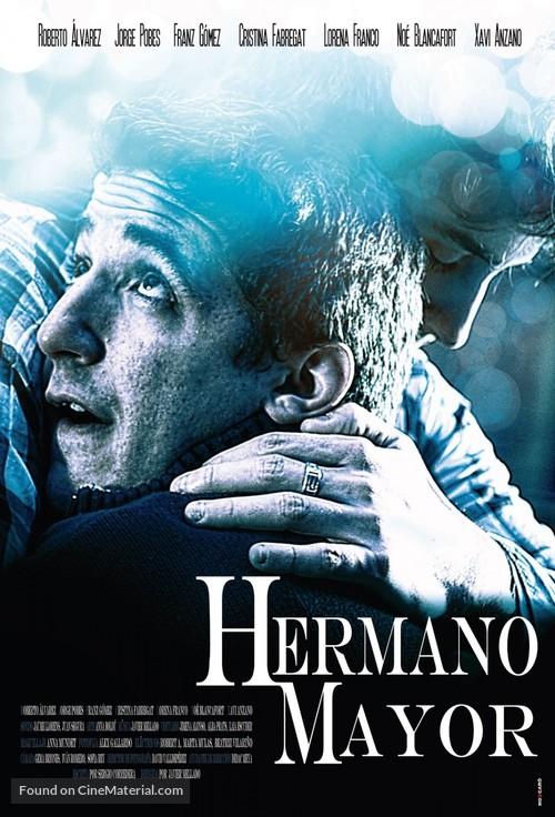 Hermano Mayor - Spanish Movie Poster